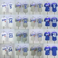 Wholesale Mens Shorts Quick Dry - Dodgers Jerseys Cheap Mens 5 Corey Seager 7 Julio Urias 22 Clayton Kershaw 32 Sandy Koufax 35 Cody Bellinger 42 robinson 54 Sergio Romo