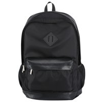 Wholesale Cool Phones Cheap - Wholesale- BOPAI Men Backpack Business Mens Travel Backpack Lighweight Black Cool Backpacks Cheap Small Backpack Bags Waterproof Daypack