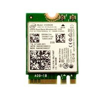 Wholesale Thinkpad Series - Wholesale- Intel 3165 2x2AC+BT4.0 PCIE M.2 WiFi Card For Lenovo Thinkpad E460 E560 B71 Yoga 310-11IAP Series FRU FRU:00JT497 SW10H24486
