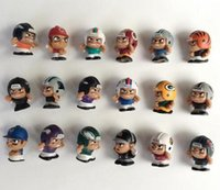 Wholesale 50pcs Baseball Football Player Model Toy cm Kids Toy Model Figures Hobby Collectible Mix Random Sending