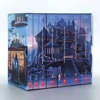 Wholesale Harry Potter Box Set - Special Edition Harry Potter Paperback Box Set by J.K. Rowling 5.5 x 8.2 x 8.2 inches