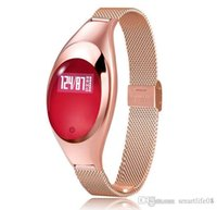 Orologio astuto del wristband di Z18 impermeabile Smart Watch Bluetooth Blood Pressure Blood Press