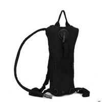 bolsas tácticas al por mayor-3L bolsa de agua bolsa bolsa mochila táctica Kamp hidratación mochila camping Camelback bicicletas cantina packs senderismo bolsas de agua