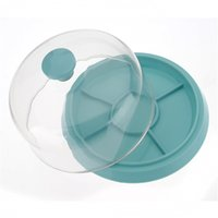 Grossiste-Meilleure Promotion Plastique Watch Dust Sheet Couverture Guard Tray Spare Protector Watchmaker Repair Tool