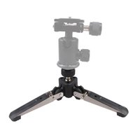 "Wholesale Foot Base Stand - Universal 3 Legs 3 Feet Three-Foot Support Stand Monopod Base for Monopod Tripod Head DSLR Cameras 1 4"" Screw"