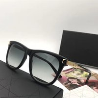 Wholesale framed abstract - ABSTRACT Fashion Men Brand Designer Sunglasses Wrap Popular Square Frame UV Protection Lens Carbon Fiber Legs Summer Style Top Quality Case