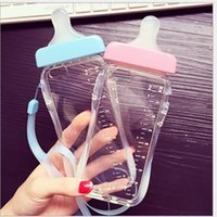 Wholesale Cheap Iphone S - new 2016 mobile phones set of lovely creative pacifier set of cheap shell silica gel for the Iphone 5 6 6 s + 5.5