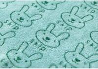 Wholesale Infant Washcloths - ZLEETOP 30x75cm Cute Rabbit Baby Infant Newborn Bath Towel Washcloth Bathing Cloth Soft