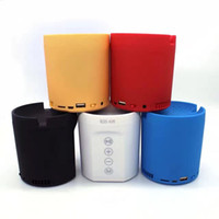 Wholesale Usb Flash Drive Holder - Wireless Bluetooth Speaker KH-68 Mini Portable Speakers Support TF Card USB Flash Drive FM Radio Cell Phone Holder With Retail Box