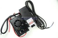 Wholesale Laser Modules W - 532nm 200mw DPSS Laser Module w TTL + Fan+ Powe Supply 110V-220V US-PLUG