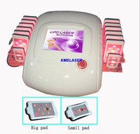 Wholesale Laser Lipo Home Machine - 14 plates diode lipo laser slimming machine lipolaser lipo laser home salon use machine