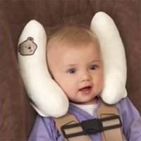 Wholesale Kids Head Pillow - Wholesale- Newest Protection Children Car Seat Belts Pillow Protect Kids Head Shoulder Safety Infant Sleep Pillow Stroller Accessories