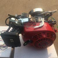 Wholesale Gasoline Vehicles - WSEPO 4KW Gasoline DC Battery Charging Generator System (48V 60V 72V Optional) for Electric Vehicle(E-Bike E-Tricycle E-Car E-Truck)