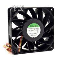 24v rüzgar invertörü toptan satış-Ücretsiz kargo yüksek kalite orijinal Yeni 12 CM rüzgar kapasitesi inverter fan 12038 24 V 15 W PSD2412PMB2 120 * 120 * 38mm