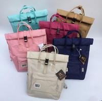 Wholesale Campus Bag Backpack - Japan Rootote Backpack Tote Shoulder Bag 2Way Large School Bag Campus shopping