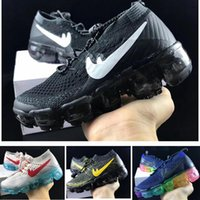 Wholesale Shoes Boy 27 - Air Vapor 2018 Kids Running shoes Infant Sneaker Children sports shoes outdoor girls and boys High quality Tennis shoes Trainer size 27-35