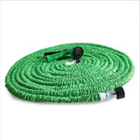 Wholesale Amp Piping - onnector amp 125FT Magic Expandalble Garden Hose Water Pipe Drip Irrigation Supplies Water Hose Car Watering Connector with 7 Modes Spray...