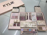 Wholesale Bugs Lights - 2017more stock Kylie take me on vacation set Kylie Jenner Make Up set send me more nude ,ultia glow , the wet set and june bug