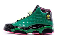 Wholesale Shinny Fabric - Retro XIII 13s men DB DOERNBECHER basketball shoes trainer sports footwear for women sneaker shinny leather free shipping