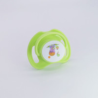 Wholesale baby feeding for sale - MinBoutique M17045 Baby Feeding Pacifier Kids Round Nipples Pacifiers