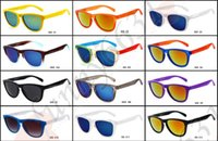 Wholesale Motorcycle Colours - FREESHIPPING 18 models AAA+ good quality Best cool nice sport Cycling eyewear bicycle bike Motorcycle men fashion Full colour sunglasses