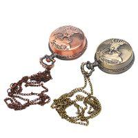 Wholesale Grinder Watches - New Elegant Desigh Herb Grinder Magnetic Metal Grinder Crusher The Pocket Watch Type 3 Layer Spice Tobacco Gadget