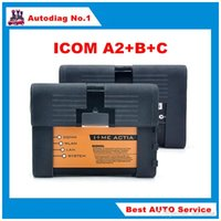 Wholesale Bmw Tool Roll - A+++ Quailty ICOM A2+B+C Diagnostic & Programming Tool For BMW Cars\BMW Motorcycle\Rolls-Royce\Mini Cooper stock