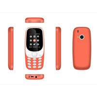 Wholesale Cheap Wholesale Mini Radio - Super 3310 Mobilephone Senior Man Mini Unlocked Cellphone Music Cellphone Cheap Phone Voice king keypad Big Seakers Mobilephone Hot Sale