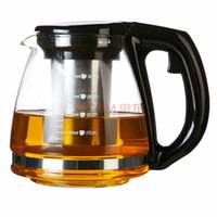 кунг-фу-чайник оптовых-750ml 1100ml два вида китайский чайник Пуэр чай горшок горячий резистентный Кунг-Фу стекло чайник бесплатная доставка