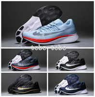 Wholesale Outdoor Zoom - 2017 Air Zoom Vaporfly 4% Fly SP Breaking 2 Elite Sports Running Shoes For Men Marathon for Fashion Weight Marathon Trainer Sneakers 40-45