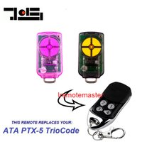 Wholesale Ata Door Remote - For ATA PTX-5V1 TrioCode compatible Remote Control PTX5 garage door opener