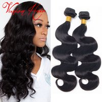 Brazilian Virgin Hair Bundles Deals 3Pcs Lot Body Wave Cabelo humano Weave Bulk Malaio Indian Peruvian Cheap Hair Weaves Extensions Sale