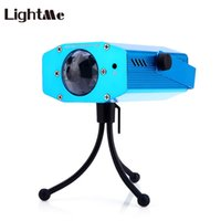 Grossiste- Projecteur Lumière Laser 3W RGB extérieur LED Water Ripple Projector Club Lights Lumières Party Dj Disco Lights Lampe Stage Stage