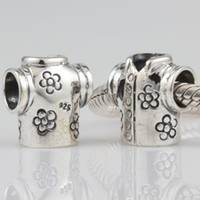 Wholesale Pandora Ale Authentic - Factory Direct Wholesale 925 Sterling Silver Beads Charms for Snake Bracelets Fit Pandora Ale Authentic Charms