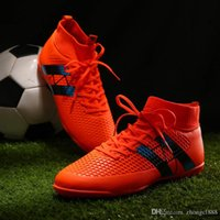 Wholesale M Nail - Men Soccer Shoes MercurialX Proximo Street TF Men Soccer Cleats futsal grass nail soccer boots Men superflys indoor football shoes