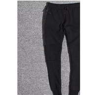 Wholesale Camo Fleece Mens - Hot Sale Tech Fleece Sport Pants Space Cotton Trousers Men Tracksuit Bottoms Mens Joggers Tech Fleece Camo Running pants 2 Colors