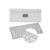 Wholesale Universal Wireless Bluetooth Keyboard for Apple iPad Ipad air ipad mini For Apple Andorids Windows