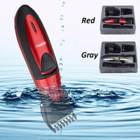 Professional Hair Clipper Rechargeable Hair Trimmer Hair Cutting Machine To Haircut Beard Trimer Imperméable à l'eau