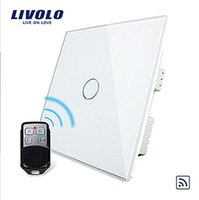 LS- Free Shipping, Livolo, UK Standard, Switch inalámbrico, The Package Products, VL-C301R-61 VL-RMT-02