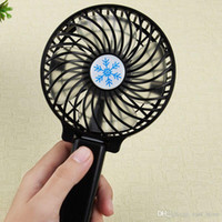 Wholesale Small Plastic Gears - Wholesale and Retail Mini Fan Portable USB Portable, Portable Students Holding Small Silent Hand-Held Lithium Electric Fan