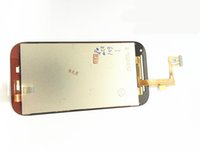 Wholesale One Sv - Touch Screen Glass Sensor Digitizer + LCD Display Panel Screen Monitor Assembly For HTC One SV C525e Free shipping