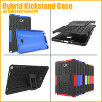 Wholesale Combo Tab - tablet pc combo case for samsung P580 P585 Tab 3 Lite 4 T110 T1 T230 T350 T280 T550 T555 S2 T710 T810 T580