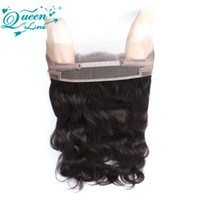 Wholesale Human Hair Lace Wig Weave - Full Lace Human Weave 8-18inch Body Weave Hair Weave Natural Color Hair 100% Virgin Human Hair Wig Peruvian 360 Full Lace Wig
