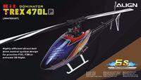 Wholesale Align Brushless Esc - Align T-REX 470LP (Including RCE-BL50X 50A Brushless ESC x 1 And 470MX Brushless Motor(1800KV) x 1) KIT & 470LP Helicopter