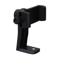 Wholesale Phone Facebook - Smartphone tripod mount vertical bracket phone holder for 5.5inch to 6.8inch cell phone 360 adapter for iPhone Facebook live stream vlog