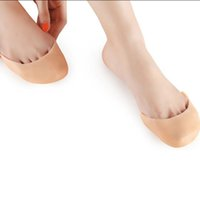 Wholesale Ballet Pointe Dance Toe Shoes - 1 Pair Silicone Gel Toe Soft Ballet Pointe Dance Shoes Pads Foot Protector Insoles