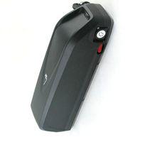 солнечный искатель оптовых-Бесплатный таможенный налог 36В 17.4 Ач Хайлун электровелосипедов аккумулятор с USB подойдет 36В бафане BBS01B Tongsheng TSDZ2 мотора 250Вт, 350Вт, 500Вт