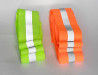Wholesale Wholesale Reflective Sew Tape - NEW! 50mm x 15mm * 3 Meter   lot, Oxford reflective fabric sewing tape,sewn on reflective tape for safety clothing, shipping