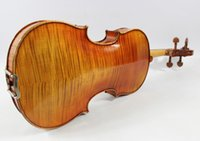 Wholesale Best Model Viola Old spruce Copy Stradivari Viola Outstanding Full tone EMS European spruce maple