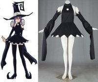 Wholesale cosplay soul eater resale online - SOUL EATER Blair cosplay costumes
